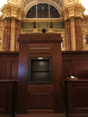 Libary of Congress Dumbwaiter